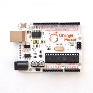Placa Orange ONE - compatível com Arduíno
