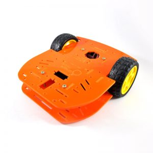 Plataforma robótica Oranger